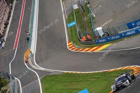 02.08.2020, Circuit de Spa-Francorchamps, Spa-Francorchamps, DTM 2020, Spa-Francorchamps, 01.- 02.08.2020 , im Bild Jamie Green (GBR#53), Audi Sport Team Rosberg
