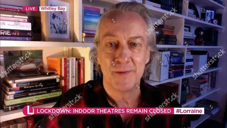 Editorial image of 'Lorraine' TV show, London, UK - 03 Aug 2020