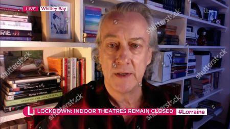 Editorial photo of 'Lorraine' TV show, London, UK - 03 Aug 2020