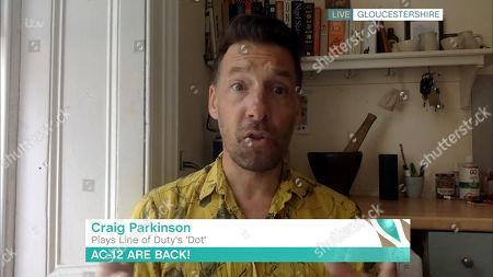 Stock Picture of Craig Parkinson