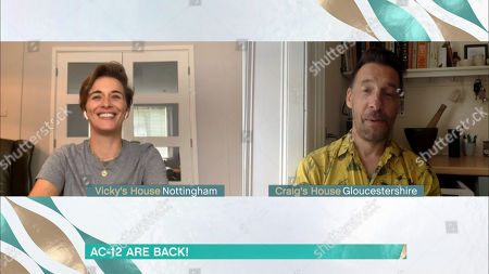 Editorial image of 'This Morning' TV Show, London, UK - 03 Aug 2020