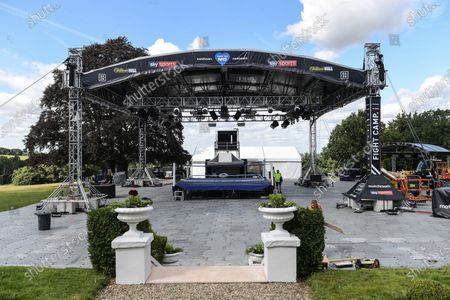 Editorial image of Hearn's Garden Party set for 2021 repeat, Essex, UK - 01 Aug 2020