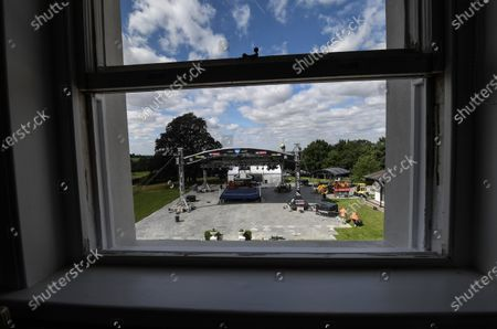 Editorial photo of Hearn's Garden Party set for 2021 repeat, Essex, UK - 01 Aug 2020