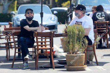 Editorial picture of Michael Rapaport out and about, Los Angeles, USA - 02 Aug 2020