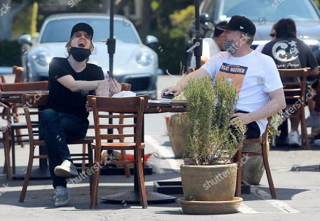Editorial photo of Michael Rapaport out and about, Los Angeles, USA - 02 Aug 2020