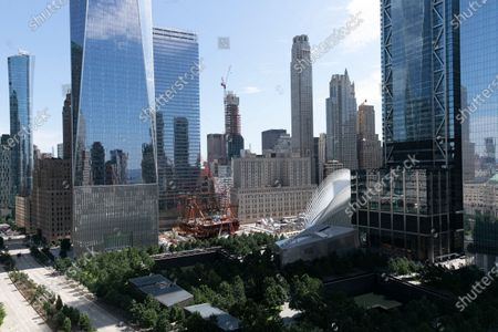 Editorial photo of World Trade Center Performing Arts, New York, United States - 03 Aug 2020