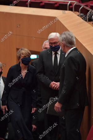 Elke Budenbender, Frank-Walter Steinmeier, Dieter Reiter