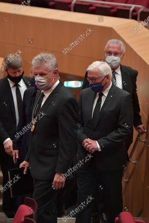 Dieter Reiter, Frank-Walter Steinmeier, Joachim Herrmann
