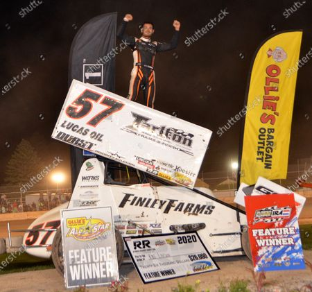 Editorial photo of Auto Racing Kyle Larson in Wisconsin, Plymouth, USA - 30 Jul 2020