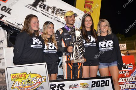 Editorial image of Auto Racing Kyle Larson in Wisconsin, Plymouth, USA - 30 Jul 2020