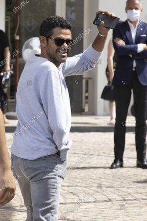 Editorial photo of Jamel Debbouze out and about, Cannes, France - 03 Aug 2020
