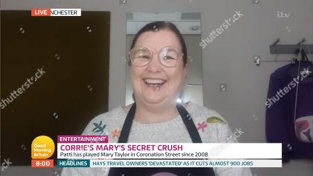 Editorial photo of 'Good Morning Britain' TV Show, London, UK - 04 Aug 2020
