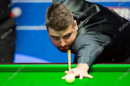 Exclusive - Betfred World Snooker Championship, Day Five