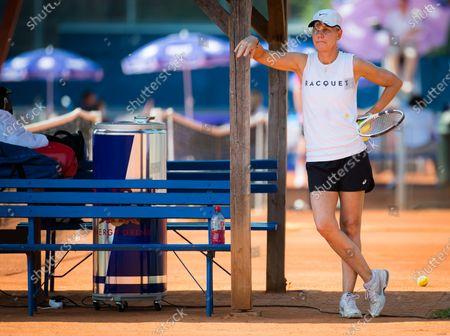 Editorial image of Prague Open, Tennis, Prague, Czech Republic - 09 Aug 2020