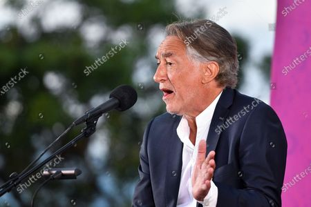 Editorial image of Festival des Mots, Mougins, France - 03 Aug 2020