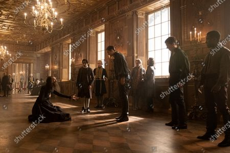 Adam Godley as Archbishop, Sacha Dhawan as Orlo, Nicholas Hoult as Peter, Julian Ferro as Courtier, Gwilym Lee as Grigor Dymov and Bayo Gbadamosi as Arkady