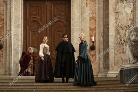 Editorial image of 'The Great' TV Show, Season 1 - 2021