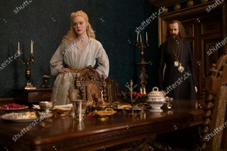 Editorial photo of 'The Great' TV Show, Season 1 - 2021