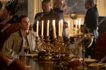 Nicholas Hoult as Peter and Christophe Tek as Tartar Nick