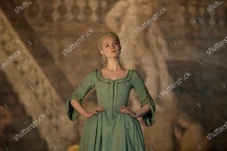 Elle Fanning as Catherine