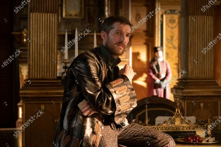 Stock Photo of Gwilym Lee as Grigor Dymov