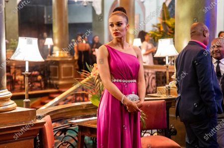 Editorial picture of 'Queen Sono' TV Show, Season 1 - 2020