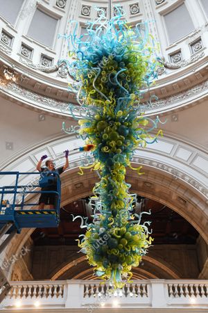 Editorial image of The V&A reopening, London, UK - 04 Aug 2020