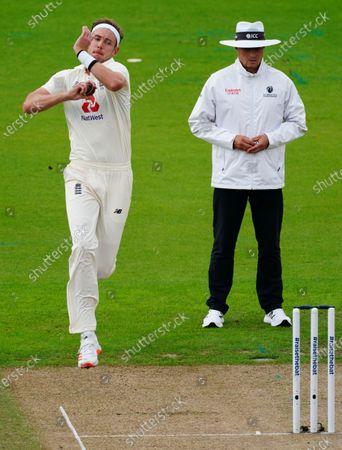 England v Pakistan, 1st Test, Day One