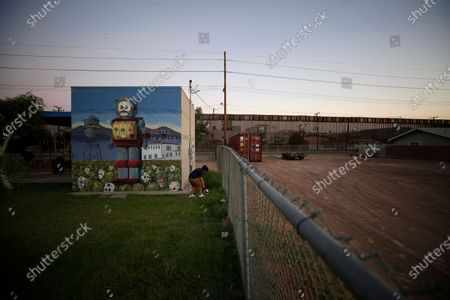 Editorial image of Virus Outbreak Forgotten Frontier, Calexico, United States - 21 Jul 2020