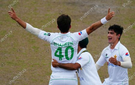 England v Pakistan, 1st Test, Day Two