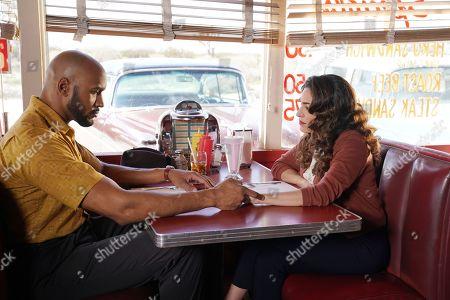 "Henry Simmons as Alphonso ""Mack"" MacKenzie and Natalia Cordova-Buckley as Elena 'Yo-Yo' Rodriguez"