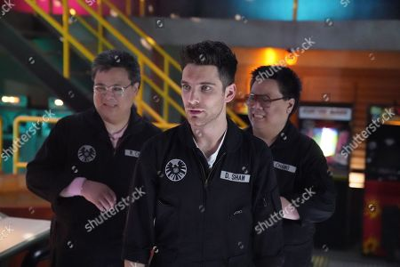 Matt Yuan as Ronnie Chang, Jeff Ward as Deke Shaw and John Yuan as Tommy Chang