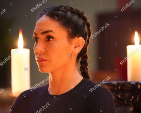 Stock Image of Natalia Cordova-Buckley as Elena 'Yo-Yo' Rodriguez