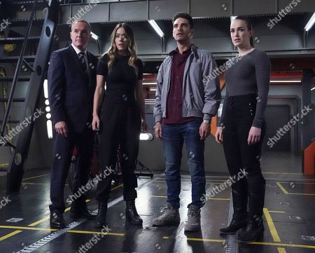 Editorial photo of 'Marvel's Agents of S.H.I.E.L.D. TV Show, Season 7 - 2020