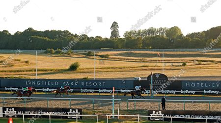 Editorial picture of Horse Racing - 04 Aug 2020