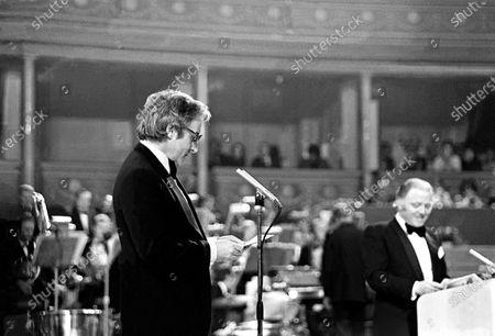 Editorial image of 24th British Academy Film Awards, Royal Albert Hall, London, UK - 04 Mar 1971