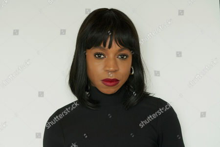 Stock Picture of Pippa Bennett-Warner as Kay