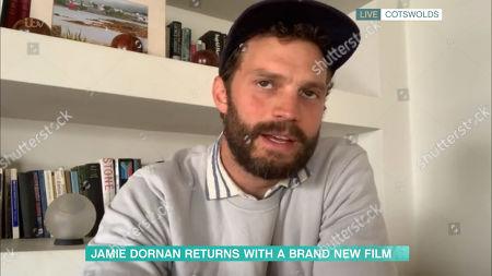Stock Image of Jamie Dornan