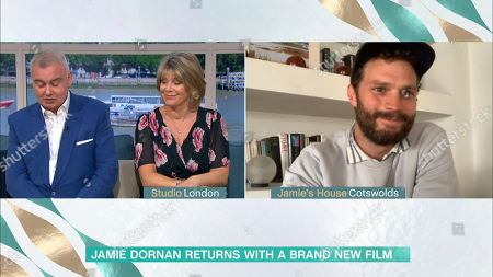 Editorial image of 'This Morning' TV Show, London, UK - 05 Aug 2020