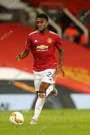 Stock Image of Timothy Fosu-Mensah of Manchester United