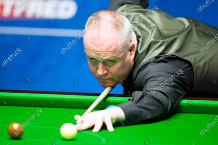 Editorial photo of Exclusive - Betfred World Snooker Championship, Day Six, Crucible Theatre, Sheffield, UK - 05 Aug 2020