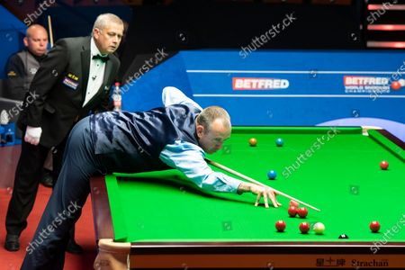 Exclusive - Betfred World Snooker Championship, Day Six