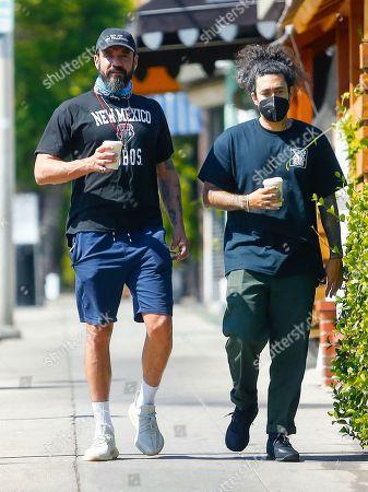 Clayton Cardenas and Gino Vento