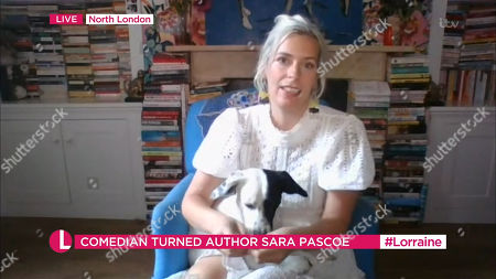 Stock Picture of Sara Pascoe