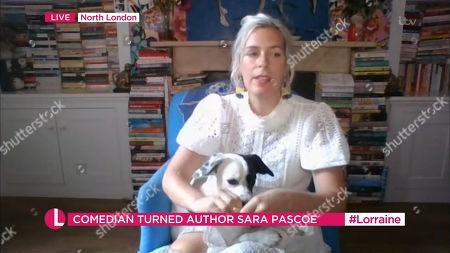 Editorial image of 'Lorraine' TV show, London, UK - 06 Aug 2020