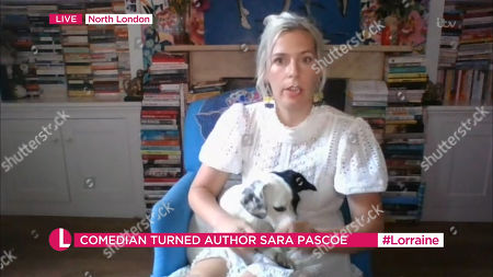 Editorial photo of 'Lorraine' TV show, London, UK - 06 Aug 2020