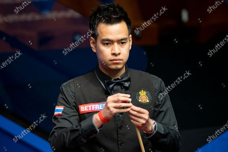 Exclusive - Betfred World Snooker Championship, Day Seven