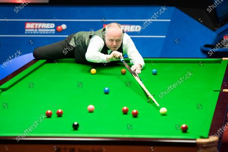 Stock Picture of John Higgins