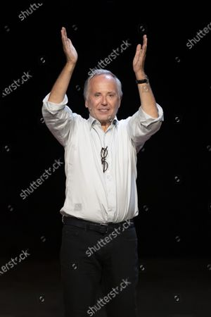 Stock Image of Fabrice Luchini