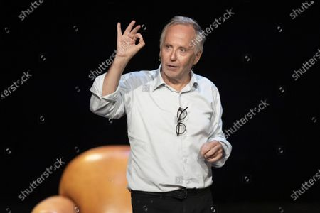 Stock Photo of Fabrice Luchini